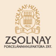 ZSOLNAY P.GUCCI MOKKACUKORDOBOZ FEDŐ